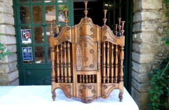 Panetière de Fourques XVIIIe siècle