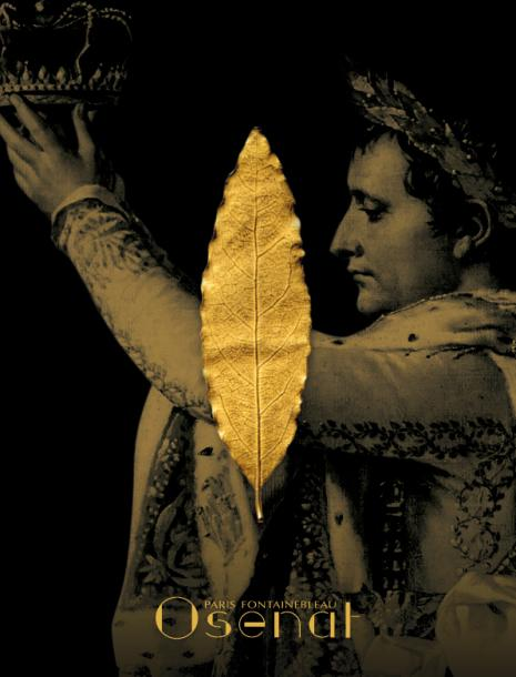 Feuille d'or de Napoléon I er