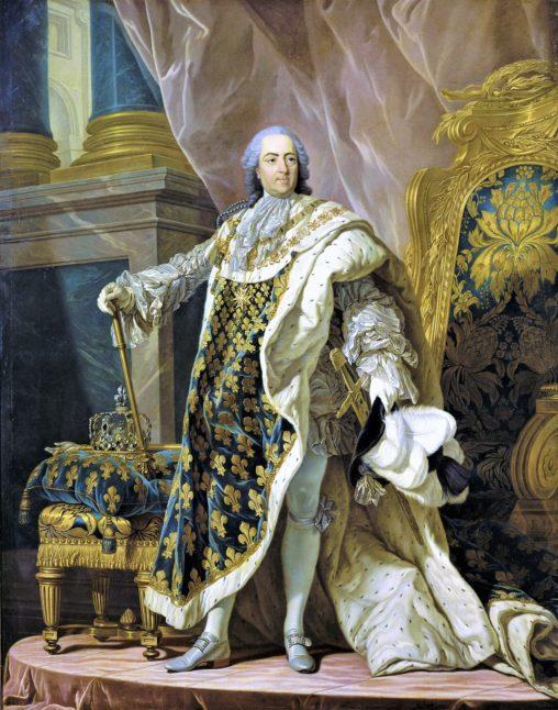Le Roi Louis XV