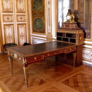 Bureau Louis XVI par Jean François Oeben