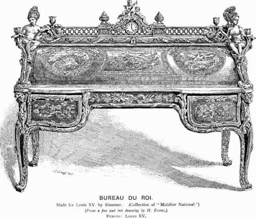 Bureau du Roi