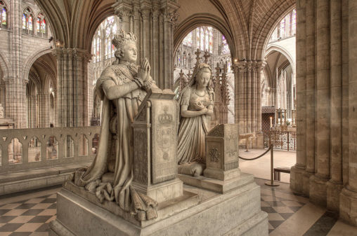 Louis XVI à Saint-Denis